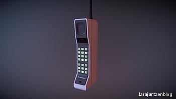 Motorola รุ่น Dyna Tac 8000x