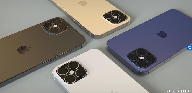 ข่าวล่าสุด iPhone 12