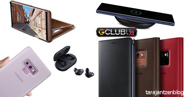 5 อุปกรณ์เสริม Samsung Galaxy S8 และ S8+