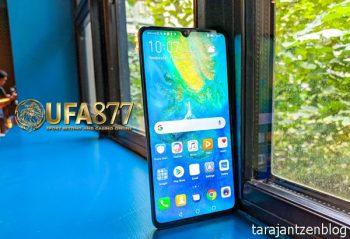 รีวิว Huawei Mate 20 X