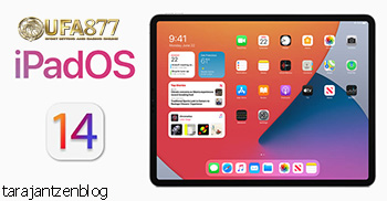 คุณสมบัติ iPad OS 14