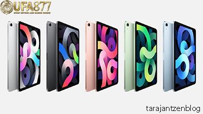 Review iPad Air 2020