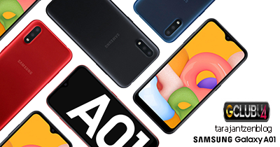 Review Galaxy A01