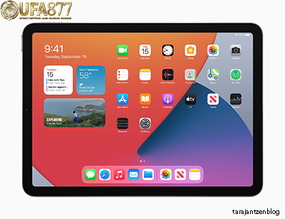 Review iPad Air 2020