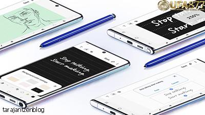 Samsung อาจยุติ Galaxy Note ในปี 2564