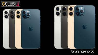 iPhone 12 Pro เทียบกับ iPhone 12 Pro Max