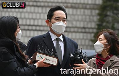 ทายาทซัมซุงถูกตัดสินจำคุก 2.5 ปี