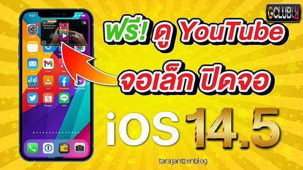 iOS 14.5 เพิ่มการรองรับภาพซ้อนภาพของ YouTube