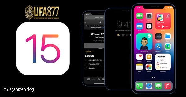 คุณสมบัติใหม่และทุกข่าวลือของ iOS15
