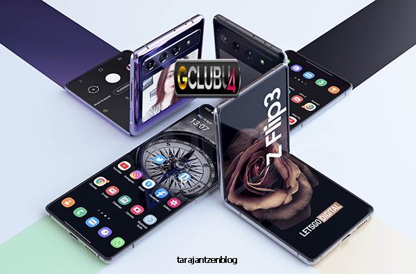 ข้อมูล Samsung Galaxy Z Flip 3