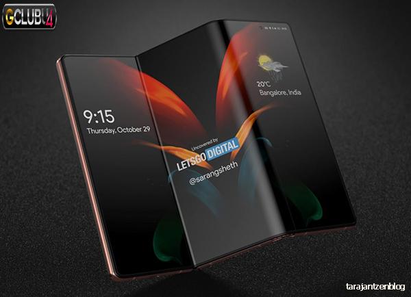 คุณสมบัติ Samsung Galaxy Z Fold 3