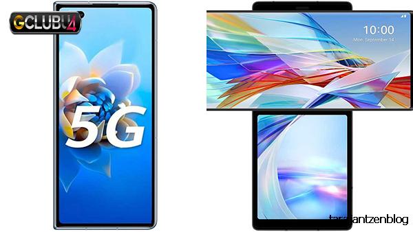 Review Huawei LG Wing