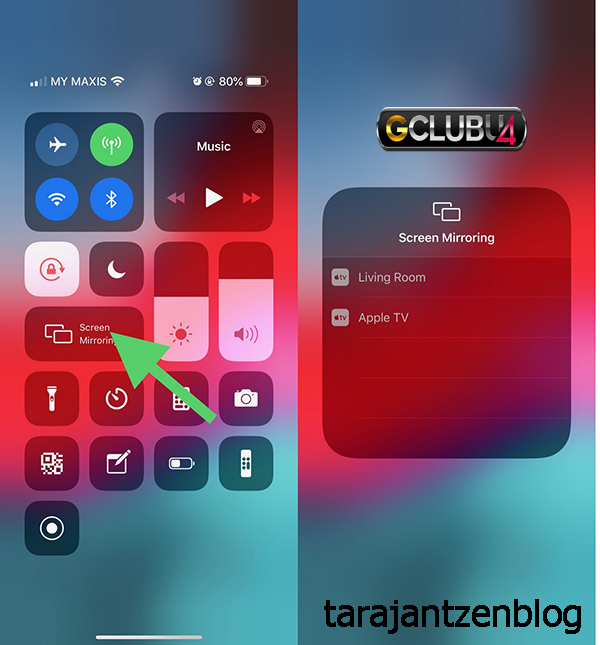วิธีสะท้อนหน้าจอ iPhone ของคุณไปยัง Macbook