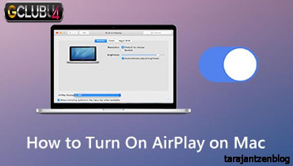วิธีใช้ AirPlay เพื่อสตรีมวิดีโอ