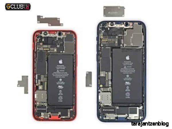 แบตเตอรี่ของ iPhone 13
